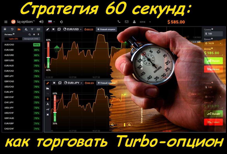 Доход на бинарных опционах 60 секунд