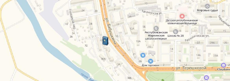 Банкоматы и офисы ОАО «БайкалИнвестБанк» в Улан-Удэ