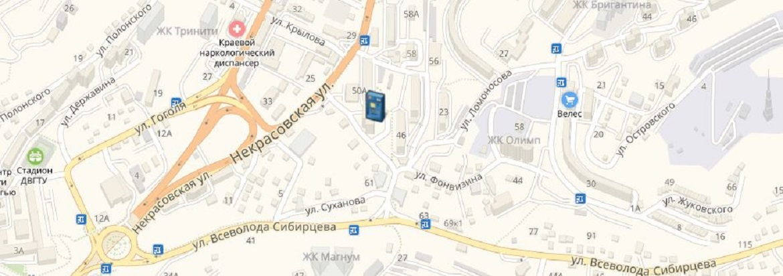 Банкоматы и офисы ОАО «БайкалИнвестБанк» в Владивостоке