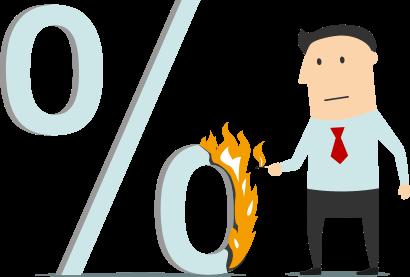 Лучшие вклады физических лиц в 2018 году: проценты по вкладам на сегодня