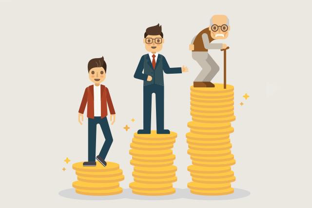 Как получить пенсию по «наследству»