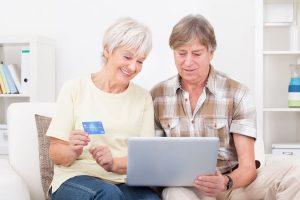 Подать заявку на кредит пенсионеру