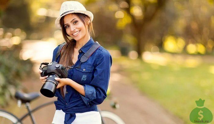 Как стать фотографом и начать зарабатывать?