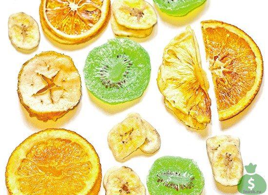 Бизнес идея - изготовление чипсов из фруктов