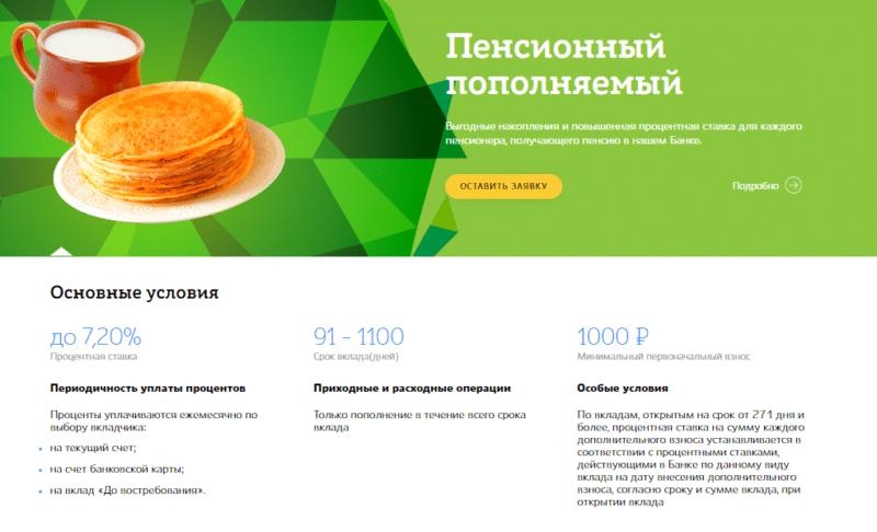 Банк Кубань Кредит: вклады