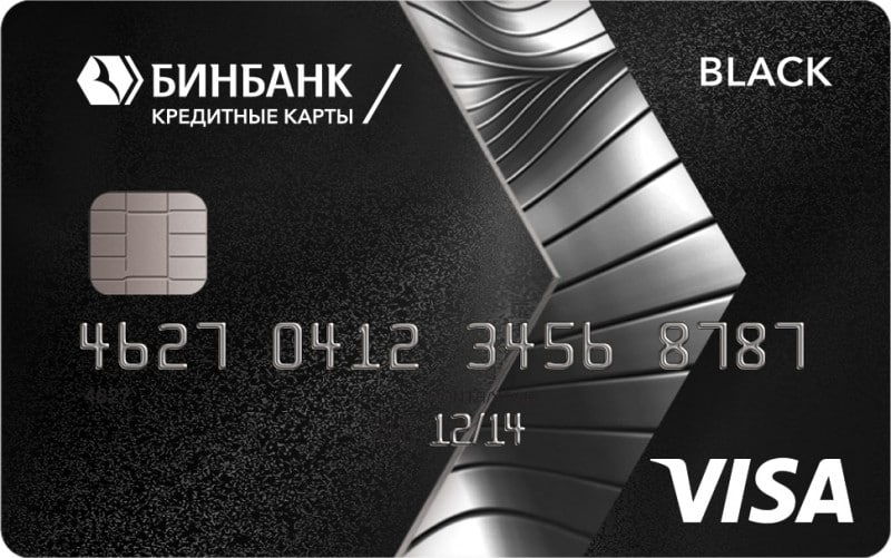 Кредитная карта Бинбанка: условия