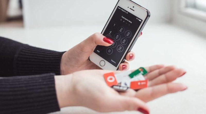 Как заблокировать сим карту Мегафон если потерял телефон