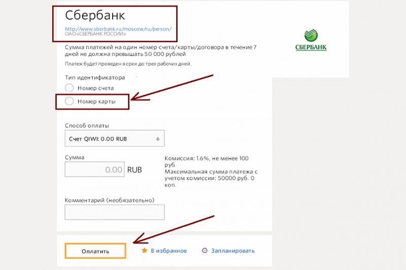 Как перевести деньги с Мегафона на карту Сбербанка без комиссии?
