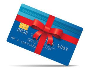 Подарочная кредитная карта от Сбербанка