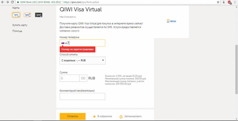 Как создать виртуальную карту Visa: доступные способы открытия карты