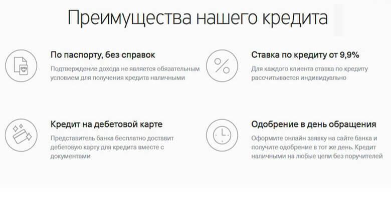 Кредит наличными в Тинькофф Банке - условия, проценты, онлайн заявка