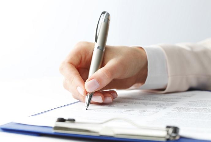 Заявление на реструктуризацию кредита Сбербанк: образец заполнения