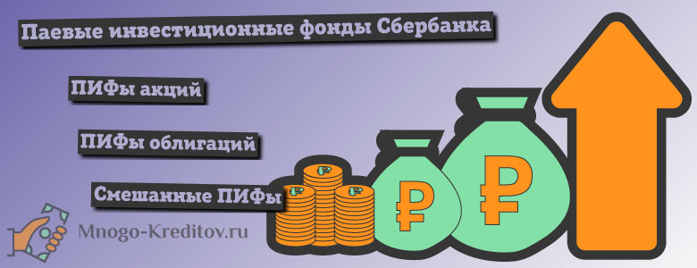 ПИФы Сбербанка в 2018 году - доходность и отзывы о паевых фондах