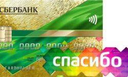 """Как подключить бонусы """"Спасибо"""" на кредитную карту Сбербанка"""