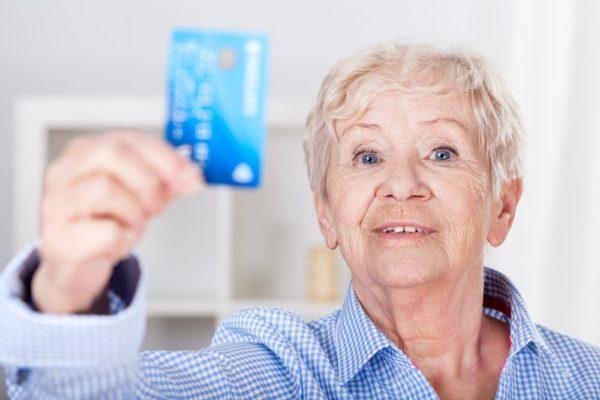 Как перевести пенсию на карту Сбербанка без пенсионера
