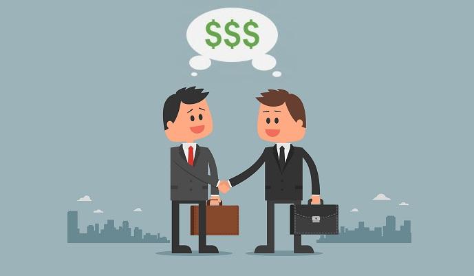 Уменьшение кредиторской задолженности — Юридическое лицо
