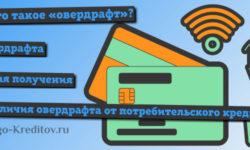 Что такое банковский овердрафт по карте простыми словами