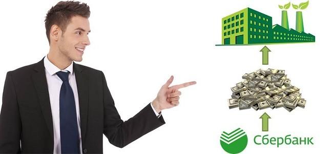 Кредит на коммерческую недвижимость в Сбербанке