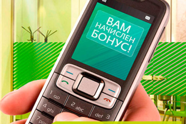 Как оплатить телефон бонусами Спасибо от Сбербанка