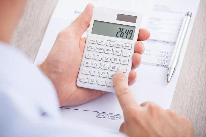 Калькулятор неустойки по договору займа