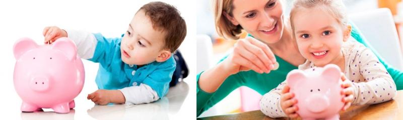 Что такое детские вклады? Думаем о будущем своих детей