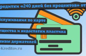 Кредитная карта 240 дней без процентов от УБРиР - условия и отзывы