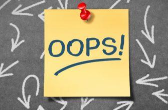 10 главных ошибок при инвестировании или как не потерять деньги