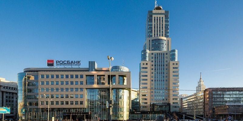 Центральный офис Росбанка в Москве: адрес