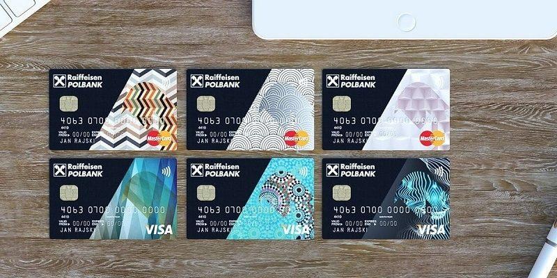 Райффайзенбанк: зарплатная карта