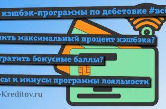 Кэшбэк по карте ВСЁ СРАЗУ от Райффайзенбанка – обзор программы