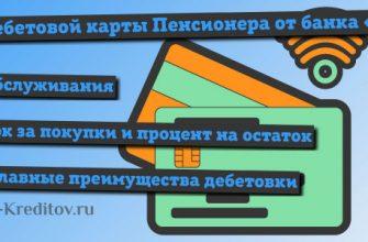 Дебетовая карта Пенсионера от банка «Нейва» — условия, отзывы и онлайн-заявка