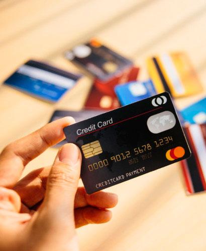 Кредитная карта через интернет с доставкой на дом