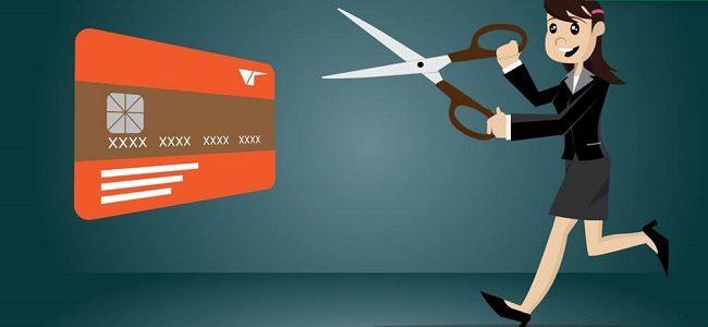 Как быстро закрыть кредитную карту