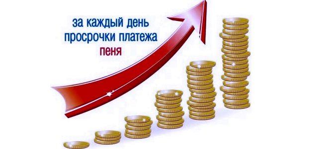 Максимальные пени по кредиту